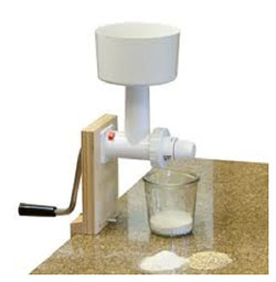 flour power wheat grinders